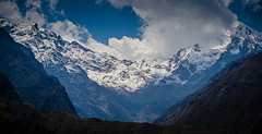 Snow capped Andes Mountains of Urubamba Valley Peru from Peru Rail (mbell1975) Tags: machupicchu cuscoregión peru andes mountains urubamba valley from rail snow capped perú peruvian sacred sacredvalley mountain