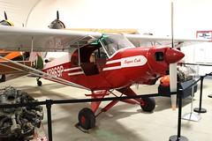 N2869P-ANC-27-06-2019 (swbkcb) Tags: n2869p piper pa18 supercub anchorage alaska aviation museum