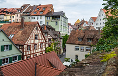 Roofs at Meersburger (George Plakides) Tags: red meersburger roofs traditional germany
