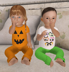 HL Punkin and Eyes (GigglesSL) Tags: animesh