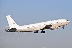 264 Boeing 707-3J6C Israel - Air Force  WTN Cobra Warrior 2019 17-09-19 (PlanecrazyUK) Tags: rafwaddington egxw wtn lincoln lincs 264 boeing7073j6c israelairforce cobrawarrior2019 170919