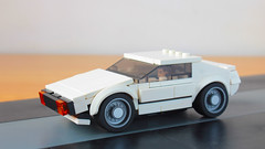 Lego 007's Lotus Esprit (hachiroku24) Tags: lego james bond 007 lotus esprit moc car