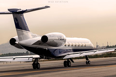 Gulfstream G550 I-DELO Sirio Executive (msd_aviation) Tags: gulfstream g550 gulfstreamg550 sirio sirioexecutive executive business private jet bcn lebl barcelona barcelonaairport aviation spotting planespotting
