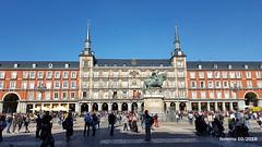Madrid. Plaza Mayor 20191026 (ferlomu) Tags: ferlomu madrid plaza plazamayor