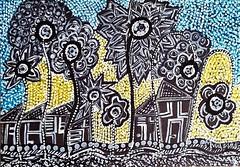 Pintores venden obras de arte desde Israel Mirit Ben-Nun (female artwork) Tags: artistic paint painting paintings painter draw drawing drawings woman women feminism femme acrilyc pencils pen markers marker person hand eyes relationship love magical magnetic heart dream friend fantasy main partner soul mate sunshine misterious beautiful complex cultured creative open energetic mirit ben nun people photoadd