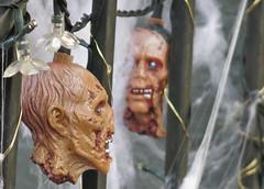 HSoS ~ Creepy Creatures (karma (Karen)) Tags: baltimore maryland upperfellspoint halloween decorations smileonsaturday creepycreatures topf25
