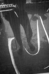 (kuuan) Tags: voigtländerheliarf4515mm manualfocus mf voigtländer15mm aspherical f4515mm superwideheliar apsc sonynex5n vietnam saigon bw reflection window me