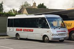 Price & Portlock, Cotheridge (WO) - YX55 ACY (XCF 447, YX55 ACY) (peco59) Tags: yx55acy xcf447 mercedesbenz mercedes o814d vario autobus classique priceportlockcotheridge elgarcoaches coathamguisborough coathamcoaches whmhutton brentwoodcoaches coach coaches psv pcv photo photos
