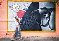 Vigilante (Paco Herrero) Tags: spreader xolaka grafitti wall streetart street