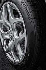 Conti    ... (c)rebfoto (rebfoto...) Tags: rebfoto conti rubber tires industrial industrialphotography monochrome