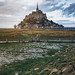 Tom Margage Landscape in Mont saint michel