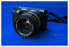 Sony NEX-F3 & Canon FD 50mm f/1.8 S.C. (Claudio Arriens) Tags: manuallens sonynex manualfocus canonfd50mmf18sc canon lens lente