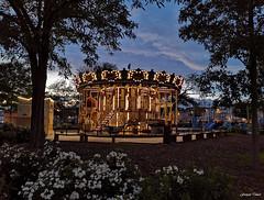 Carrousel à La Rochelle (François Tomasi) Tags: carrousel manège françoistomasi 2019 larochelle