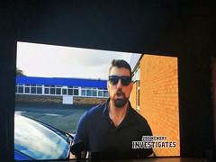Joe Hendry, Ring of Honor (ROH) - Honor United, York Hall, Bethnal Green, London - 25/10/19 (Pub Car Park Ninja) Tags: ringofhonor roh honorunited yorkhall bethnalgreen london 251019 october 2019 uk england wrestling prowrestling