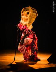 Elephant Woman 3 (SoulStealer.co.uk) Tags: soulstealer portrait uk england london alternative twinpeaks davidlynch doublerclub damnfine peakies