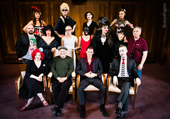 The Double R Club (SoulStealer.co.uk) Tags: soulstealer portrait uk england london alternative twinpeaks davidlynch doublerclub damnfine peakies