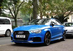 Audi RS3 sedan 2.5 20V Turbo quattro (8V) (rvandermaar) Tags: audi rs3 sedan audirs3 a3 audia3 rs 3 8v 25 20v turbo quattro