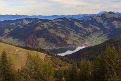 Ausblick Spital bei Unteriberg (bohnengarten) Tags: schweiz swiss switzerland eos 80d alpen alps berge mountain schwyz unteriberg spital furggelen brunni sihlsee