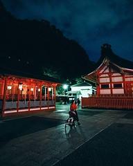 Fushimi Inari Shrine, Kyoto (Murat Guneri) Tags: ifttt instagram fushimi inari shrine kyoto