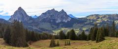 Mythen (bohnengarten) Tags: schweiz swiss switzerland eos 80d alpen alps berge mountain schwyz unteriberg spital furggelen brunni