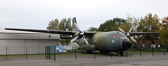 Transall military cargo plane (Schwanzus_Longus) Tags: german germany old classic vintage aviation aircraft plane airplane freight cargo military army bundeswehr transall c160d damme