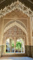 Ornate Interior, Palacios Nazaríes, La Alhambra, Granada, Andalusia, Spain (dannymfoster) Tags: spain andalusia andalucia granada alhambra laalhambra palace palacio palaciosnazaries