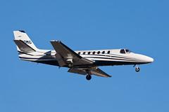 Private Cessna 560 Citation V N560MG (jbp274) Tags: sbd ksbd airport airplanes bizjet cessna citation c560