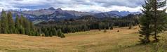 Blick Richtung Hochybrig (bohnengarten) Tags: schweiz swiss switzerland eos 80d alpen alps berge mountain schwyz unteriberg spital furggelen brunni