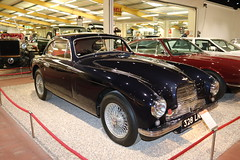 Aston Martin DB2 328LNX (Andrew 2.8i) Tags: museum classics classic autos auto voitures voiture cars car sparkford somerset uk haynes motor british coupe sports sportscar gt grandtourer db2 astonmartin 1952 328lnx