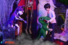 JATMAN - Halloween 2019 - 02 (JATMANStories) Tags: 16scale 16 actionfigure hottoys harry potter halloween diorama doll dolls dollcollecting dollhouse diy