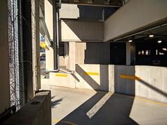 Garage Bands (jtr27) Tags: img20191026111141 jtr27 android google moto g7 googlecamera newhaven ct building parkingramp garage