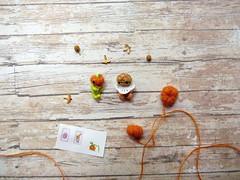 73-pumpkin 12mm 2019 (2) (tinyteensdolls) Tags: amigurumi artdoll amigurumidoll miniature pumpkin pumpkinhead handmade halloween microcrochet mini minicrochet micro miniamigurumi toy tinyamigurumi tiny threadcrochet small redhead ginger