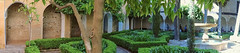 HD Panorama, Courtyard and Fountain, Palacios Nazaríes, La Alhambra, Granada, Andalusia, Spain (dannymfoster) Tags: spain andalusia andalucia granada alhambra laalhambra palace palacio palaciosnazaries courtyard fountain