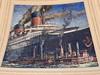 SS Normandie Mural (Mr.TinDC) Tags: customhouse newyork nyc ny oceanliner normandie mural painting