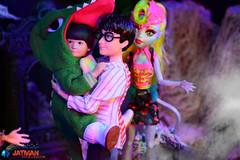 JATMAN - Halloween 2019 - 04 (JATMANStories) Tags: actionfigure harry potter 16 hottoys 16scale halloween diy doll dolls diorama dollhouse dollcollecting