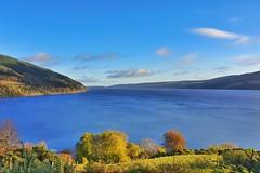 Loch Ness 2019-10-26 (Michael Erhardsson) Tags: utsikt vy landskap scotland 2019