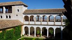 Archways, Palacio del Generalife, La Alhambra, Granada, Andalusia, Spain (dannymfoster) Tags: spain andalusia andalucia granada alhambra laalhambra generalife palace palacio palaciodelgeneralife archway