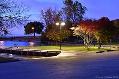 Bluffs Dawn (Arvo Poolar) Tags: outdoors ontario scarborough scarboroughbluffs sunrise arvopoolar nikond500 lake light