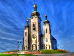 Cathedral of the Transfiguration (Arvo Poolar) Tags: outdoors ontario canada markham arvopoolar nikond500 cathedralofthetransfiguration church sky naturallight