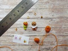 73-pumpkin 12mm 2019 (1) (tinyteensdolls) Tags: amigurumi artdoll amigurumidoll miniature pumpkin pumpkinhead handmade halloween microcrochet mini minicrochet micro miniamigurumi toy tinyamigurumi tiny threadcrochet small redhead ginger