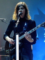 Sleater-Kinney at The Anthem (dckellyphoto) Tags: sleaterkinney 2019 theanthem washingtondc districtofcolumbia concert music band concertphotography dc women female lowlight canonpowershotsx710hs thecenterwonthold tour carriebrownstein