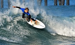 Oceanside Local Kids Surf Contest