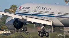 Air China B787 B-7878 (aleks_cal) Tags: china airchina boeing b787 boeing787 landing klax lax losangeles airport avion plane 2018 dreamliner
