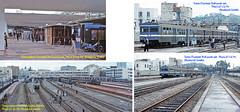 1979-Dec.-Tunis-station-mg.pull.push.sets-RSmith.jpg (Roderick Smith - rnveditor) Tags: tunis tunisia pullpush locohauled carriage station