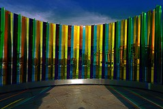 ENVIRONNEMENT DE TRANSCHROMIE CIRCULAIRE (Edgard.V) Tags: paris parigi fiac 2019 hors les murscarlos cruzdiez venezuela place de la concorde praça square piazza résonnance couleurs cores colors colori cercle circle circulo circolo soustractif