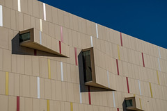 Claremont Detail (Robert Borden) Tags: architecture college claremont mckenna theclaremontcolleges losangeles la socal cali california west 50mm 50mmlens primelens 50mmprime fuji fujiphotography fujifilm fujifilmxt2 arcitecture abstract