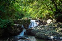 滿月圓瀑布 (威爾 劉) Tags: 滿月圓瀑布 瀑布 滿月圓遊樂區 台灣 sony 2470mm a99m2 waterfall