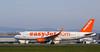 G-EZWY Airbus, Edinburgh