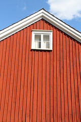 Skansen (richardr) Tags: skansen djurgården red building architecture stockholm scandinavia sweden swedish svenska sverige scandinavian skandinavien nordic northerneurope europe european old history heritage historic