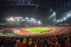 Stadium Shah Alam (nas_7) Tags: malaysiacup2019 ssa photography landscape wide 9mm loawa xe3 sport malaysia selangor jdt 2019 hobby